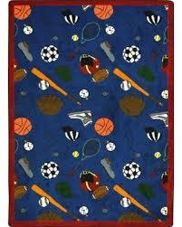 Sports Area Rug Amazing Deal On Carpets Sports Fan Multi Sport Area Rugs 92