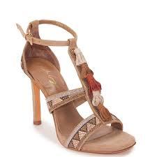 lola cruz 307z04bk beaded sandal at footnotesonline women u0027s