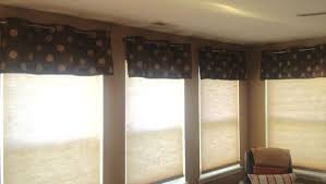 Grommet Top Valances I Need Ideas On Curtains For This Big Window Area Hometalk