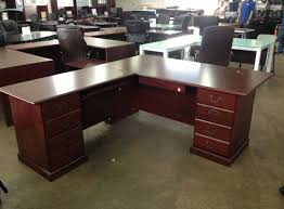 Executive Desk Solid Wood Www Redshoes2013 Com Wp Content Uploads L Shape De