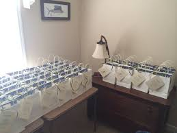 welcome wedding bags wedding guest favors the mace place
