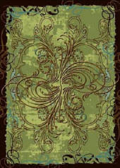 Green Area Rug Decorative Area Rugs