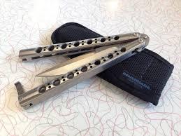 benchmade 42 balisong northwest firearms oregon washington