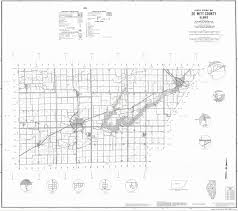 Road Map Of Illinois by Welcome To Dewitt County