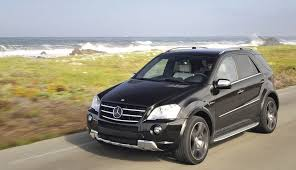 mercedes ml 65 amg three special high performance vehicles from affalterbach sl 65