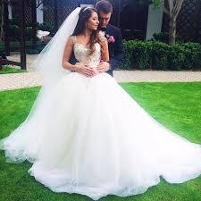 aliexpress com buy sparkly princess 2015 ball gown wedding