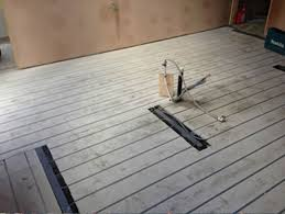 Systems MWG Underfloor Heating Projects - Under floor heating uk