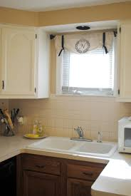 Kitchen Window Valance Ideas by Beautiful And Unique Diy Window Valance Designs