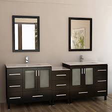 design element bathroom vanities shop design element galatians espresso integral sink