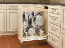 Maximize Your Cabinet Space With These  Storage Ideas Living - Inside kitchen cabinets
