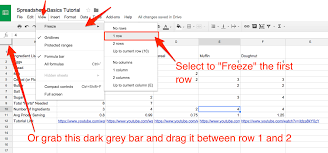 google sheets 101 the beginner u0027s guide to online spreadsheets