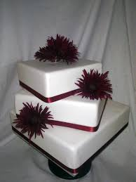 jazzed up cakes gerbera wedding cake