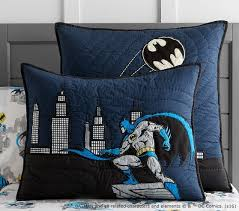 Batman Toddler Bedding Batman Cityscape Quilt Pottery Barn Kids