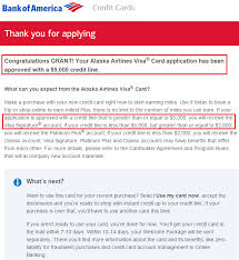 Alaska how long does it take for mail to travel images Strange approval for bank of america alaska airlines credit card png
