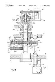 patent us5570633 automated printing press with reinsertion