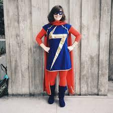 Ms Marvel Halloween Costume Cosplay Week 04 13 15