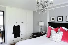 chambre avec placard cuisine chambre ã coucher avec placard pour les makers placard