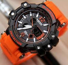 Jam Tangan G Shock jam tangan g shock gpw1000 tali orange g shock gravitymaster
