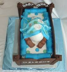 baby bottom cake baby bottom in baby crib cake for baby shower cake top
