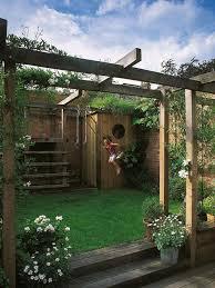 Small Backyard Garden Designs Best 25 Small Backyard Landscaping Ideas On Pinterest Trellis