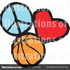 basketball clipart images basketball clipart 1116944 illustration by johnny sajem