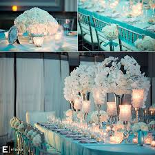 themed wedding decor best 25 blue centerpieces ideas on teal