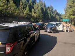 Chp Code Searrch For Suspect Briefly Halts Highway 50 Traffic The