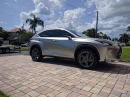 lexus nx300h wheels lexus nx 300h custom wheels av12 20x8 5 et tire size r20 x et