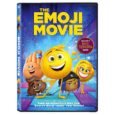 ice cream emoji movie emoji movie dvd meijer com