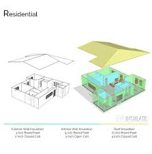 Residential Blueprints Home Ny Insulate Inc