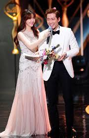 Wedding Dress Drama Korea 2016 Sbs Drama Awards Dramabeans Korean Drama Recaps Dress