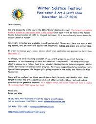 winter soltice festival information