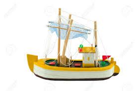 decoration de bateau bois décoration modèle de bateau navire isolé sur blanc objet fait