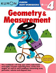 geometry u0026 measurement grade 4 kumon math workbooks kumon pub