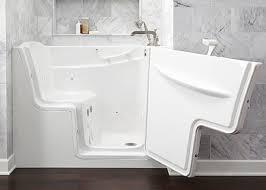 Eljer Bathtubs American Standard Press Walk In Bathtubs With New Outward Opening