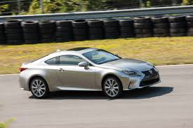 lexus coupe 2003 lexus turbocharges 2016 rc coupe adds v6 awd version too in the u s