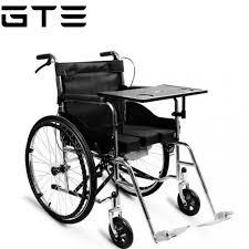 gte premium multi function high back reclining folding medical