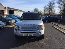silver land rover discovery used land rover discovery silver for sale motors co uk