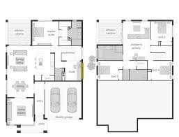bi level floor plans with attached garage bi level house plans modern modified canada with attached garage bi