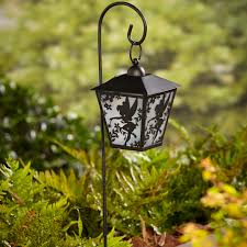 Solar Plant Lights by Disney Solar Lantern With Stake Tinker Bell Outdoor Living