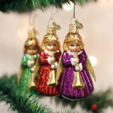 Christmas Decorations Cheap Canada by Old World Christmas Glass Ornaments Putti Fine Furnishingstoronto