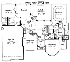 home plan com european style house plan 5 beds 4 50 baths 3618 sq ft plan 927 27