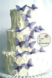 wedding cake edible decorations purple wedding cake decorations 15 large lavender color edible