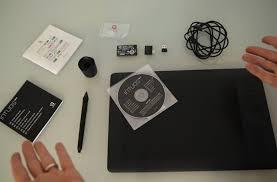 Tablette Graphique Wacom Intuos Pro Test De La Tablette Graphique Wacom Intuos Pro