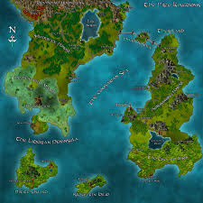 7 kingdoms map the free kingdoms by sven myrin free maps
