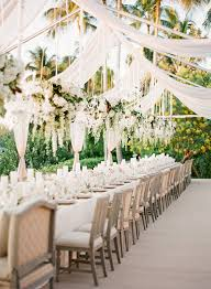 15 gorgeous ways to decorate your wedding tent brit co