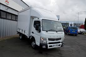 mitsubishi truck canter new mitsubishi fuso canter 3 5 ton curtain side over 1 ton payload