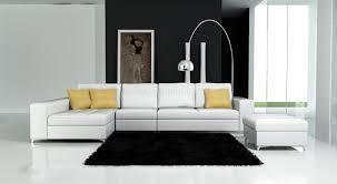 canap d appoint canapé d angle en cuir avec pouf et siege amovible modèle cole