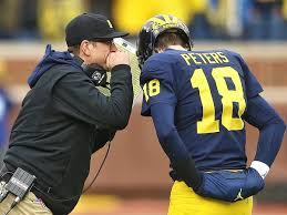 michigan u0027s qb situation for 2018 has suddenly cleared up mlive com
