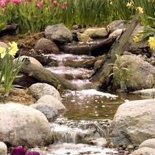 Aquascape Pondless Waterfall Kit How To Hack Pricey Balsamic Backyard Rock Waterfall And Water